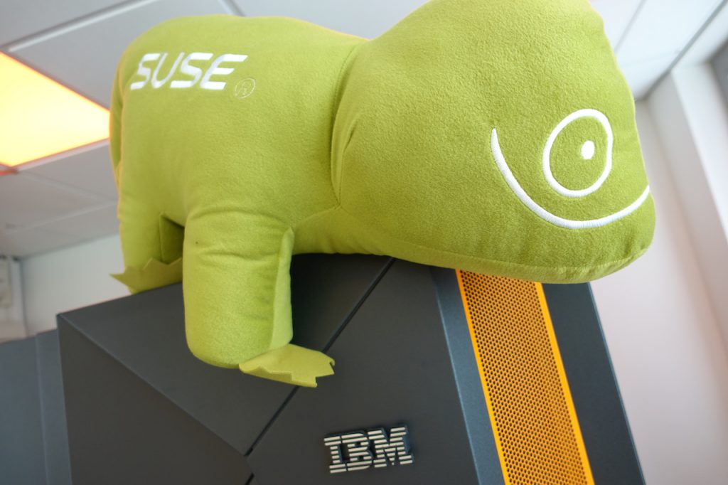 SUSE Linux op LinuxONE live in Benelux