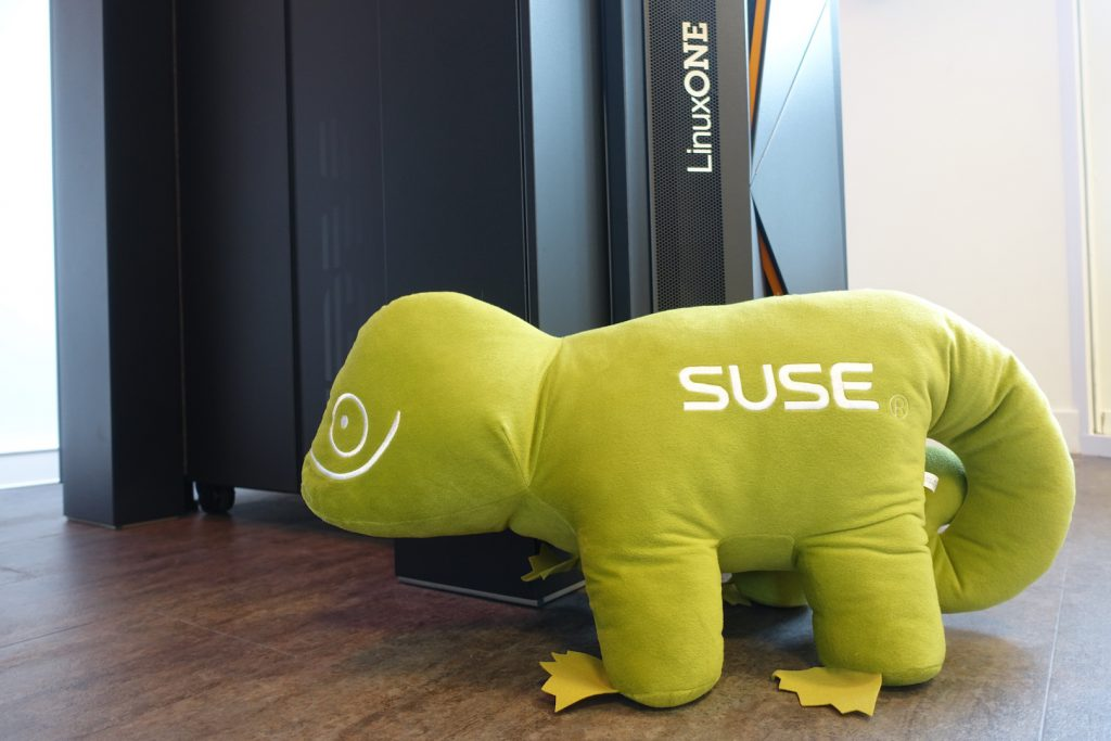 SUSE Linux op LinuxONE