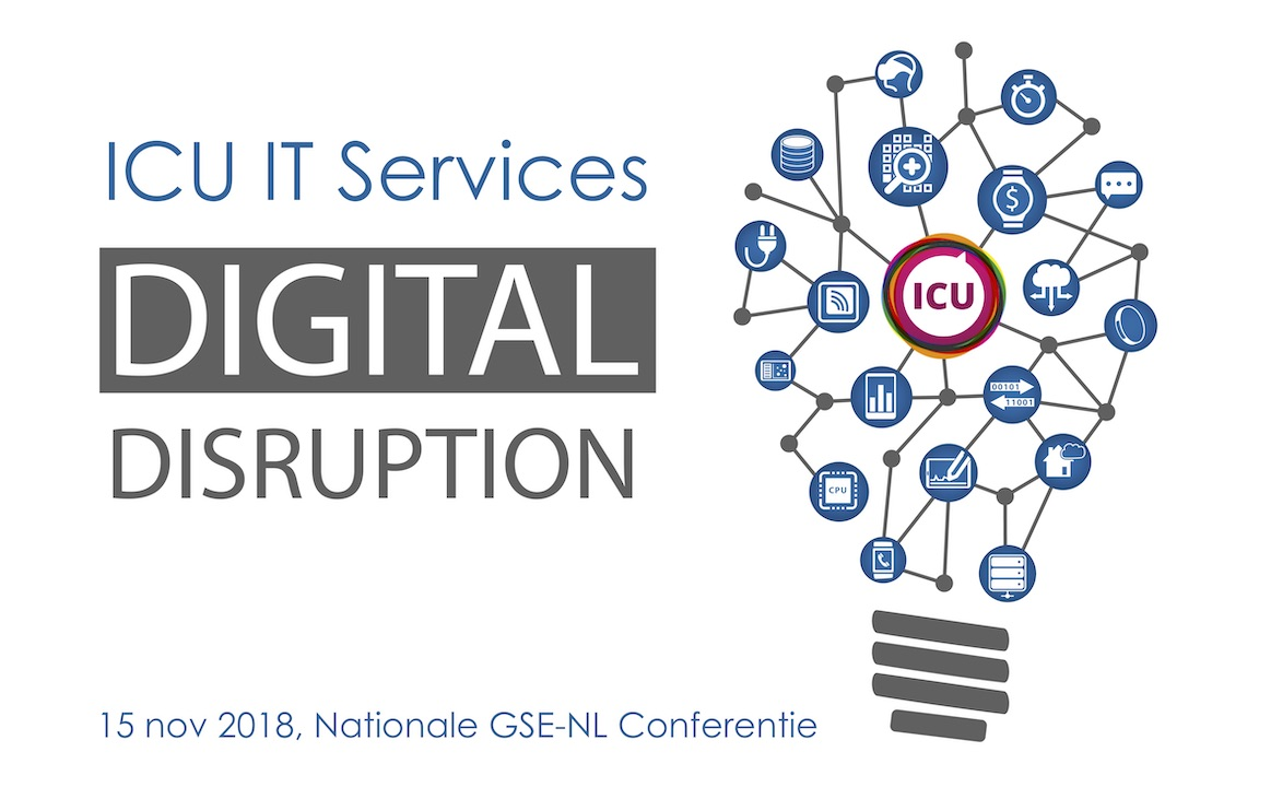 Nationale GSE Conferentie: Digital Disruption